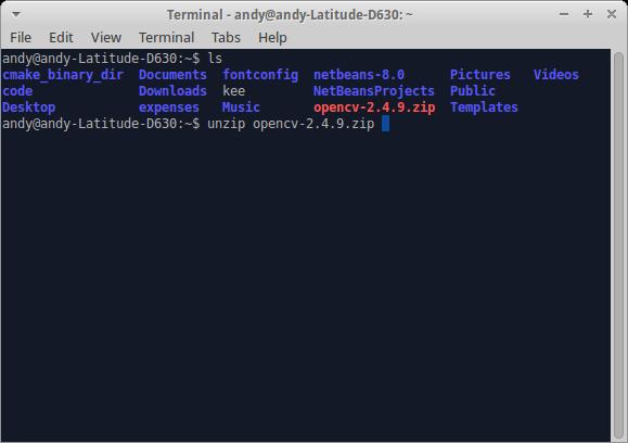 Opencv_codeblocks1