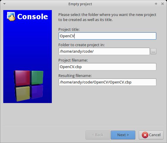 Opencv_codeblocks5