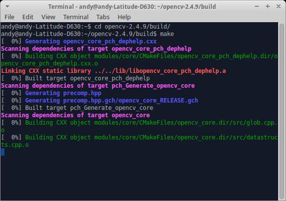 Opencv_codeblocks9