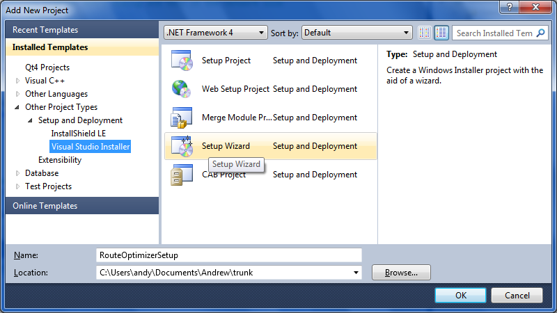 How to Create an Installer using Microsoft Visual Studio | technical