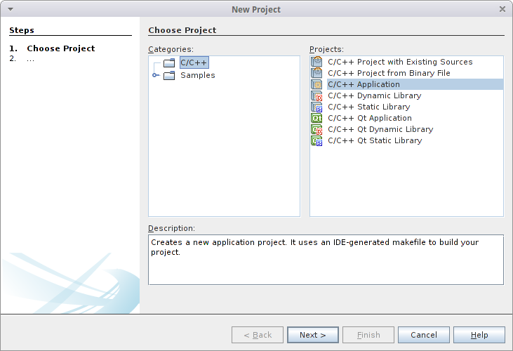 When the NetBeans IDE cannot start a new project | technical-recipes com