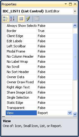 Editable MFC List Controls | technical-recipes com