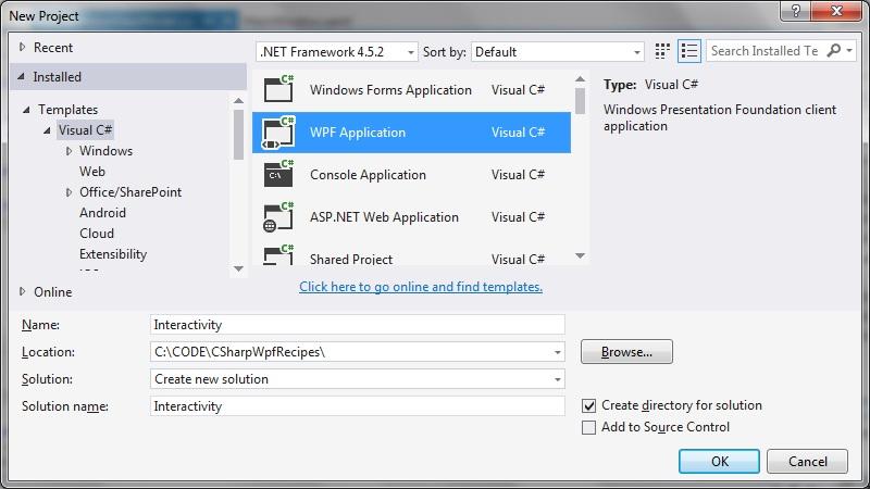 Interaction Triggers event WPF MVVM   technical-recipes com