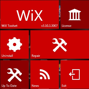 WiX Toolset installer Visual Studio | technical-recipes com