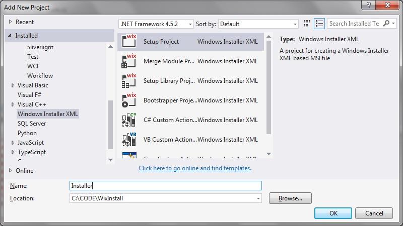 windows installer 4 5