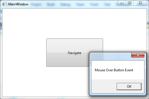 Detect MouseOver event WPF / MVVM | technical-recipes com