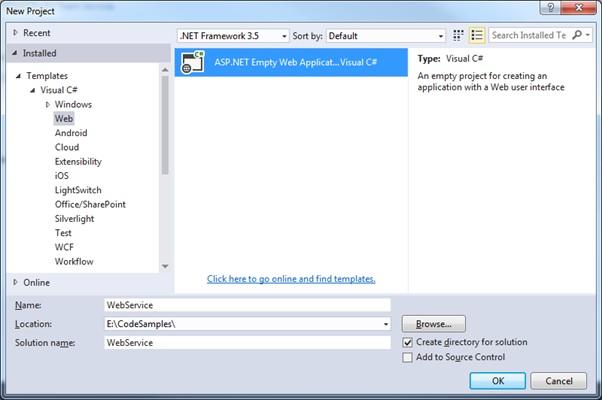 Create consume web service C# /  NET | technical-recipes com