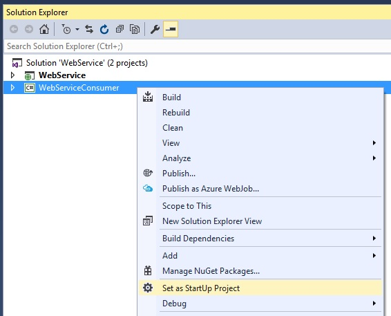 Create consume web service C# /  NET | technical-recipes com
