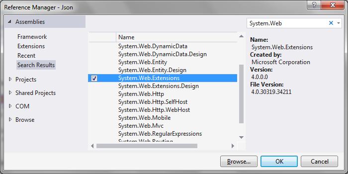 serialize deserialize Json C# | technical-recipes com